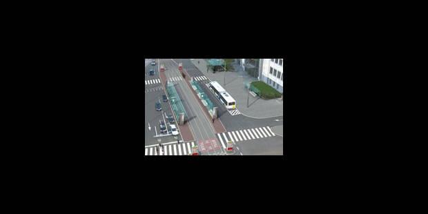 Porte de Schaerbeek aménagée - La Libre