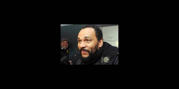 Dieudonné renvoyé devant le tribunal correctionnel - La Libre