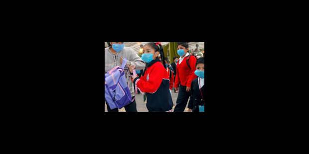 Grippe A H1N1: 4 cas confirmés en Belgique - La Libre