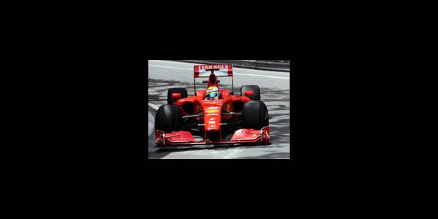 Ferrari poursuit le bras de fer avec la Fédération - La Libre