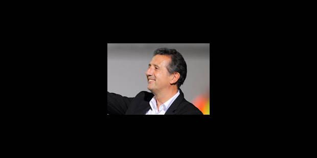 Georges Leekens nouvel entraîneur du FC Courtrai - La Libre