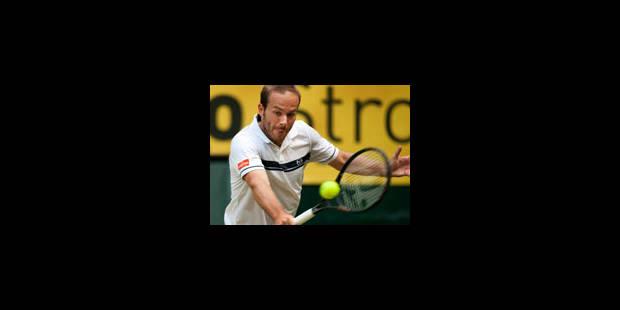 Olivier Rochus contre Djokovic en demi-finales - La Libre