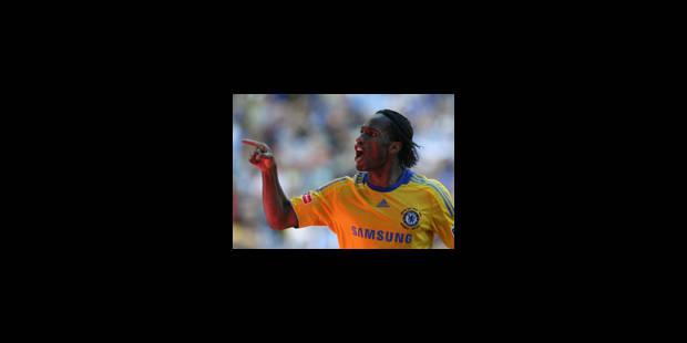 Didier Drogba suspendu pour quatre matches - La Libre