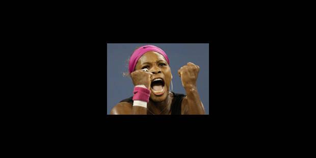 Serena Williams veut un bébé pour revenir aussi fort que Clijsters - La Libre
