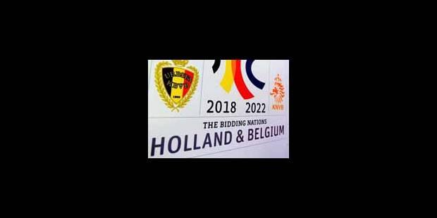 Charleroi, 7ème ville belge candidate pour accueillir le Mondial - La Libre