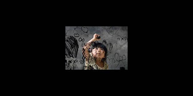 Il est temps de dessiner une enfance à visage humain - La Libre