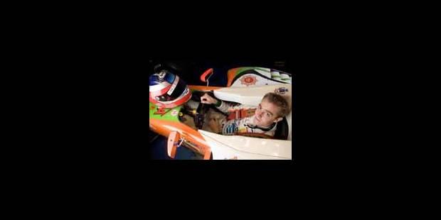 Baguette teste la Renault d'Alonso - La Libre