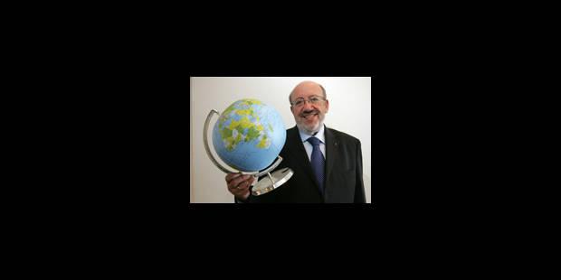 Louis Michel: A la tête du monde? - La Libre