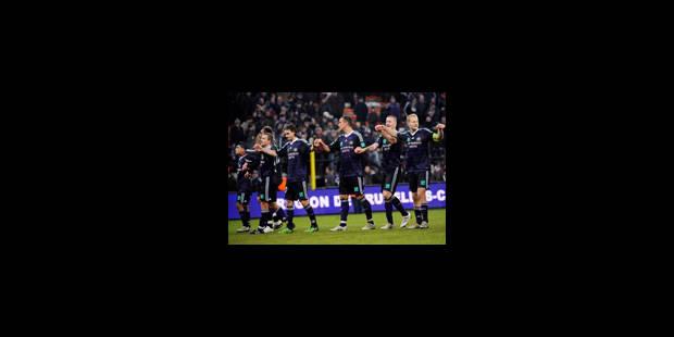 Anderlecht reprend la tête du classement - La Libre