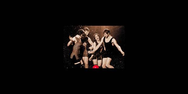 Cirque à tous les étages - La Libre