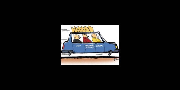 GM-Opel sonne le retour du nationalisme économique - La Libre