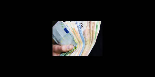Le PIB de la Belgique a reculé de 3% en 2009 - La Libre