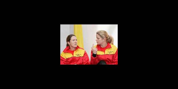Fed Cup - Henin et Clijsters joueront contre l'Estonie - La Libre