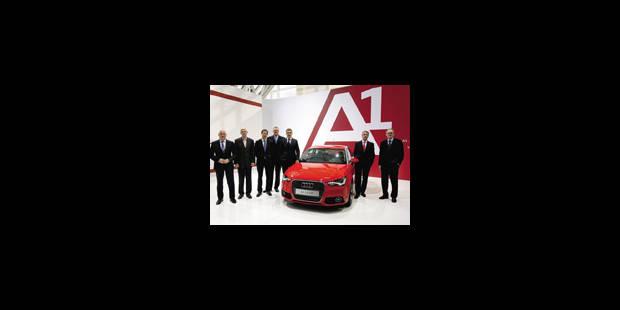 A1, au coeur de la stratégie Audi - La Libre