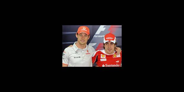 Alonso veut effacer le temps perdu - La Libre