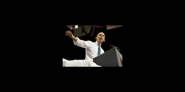 Santé: Obama bat le rappel au Congrès à la veille du vote - La Libre