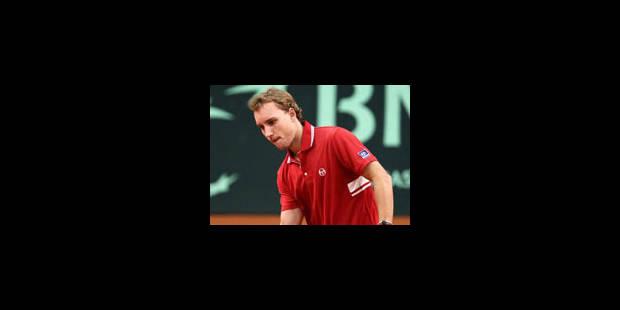 Challenger Barletta - Darcis en quarts de finale - La Libre