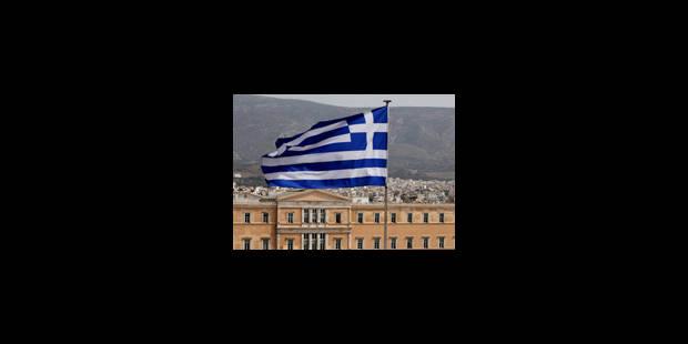 Un engin explose à Athènes, pas de blessés - La Libre