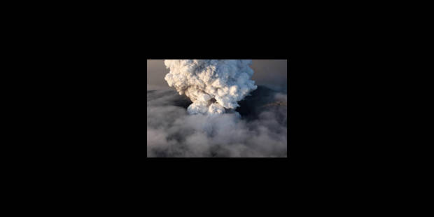 Islande : l'éruption du volcan baisse d'intensité - La Libre