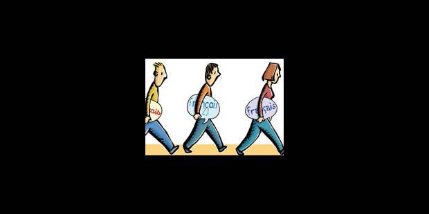 Le français, capital pour réussir ses études - La Libre