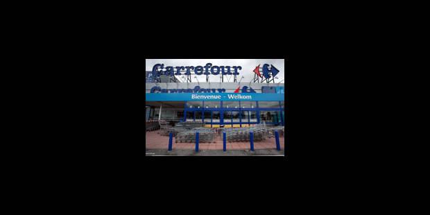 Mestdagh compte reprendre 19 Carrefour en Belgique - La Libre