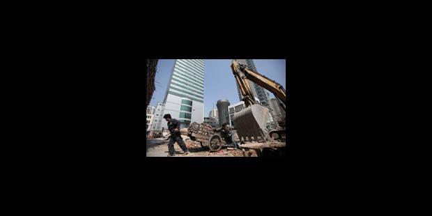 L'économie chinoise tourne à plein régime - La Libre