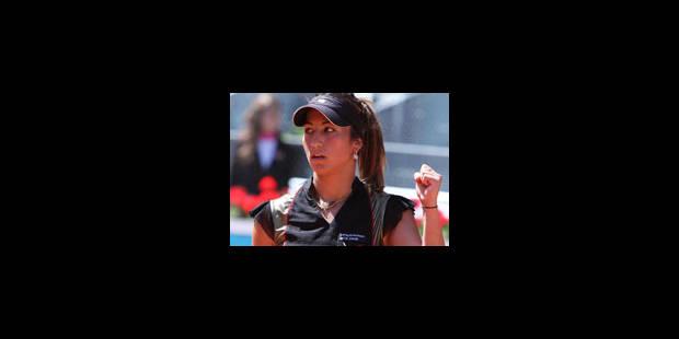 Après Justine, Aravane terrasse Venus Williams - La Libre