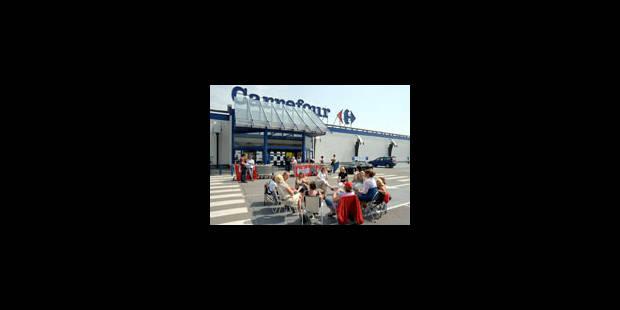 Le patron de Mestdagh pourrait abandonner Carrefour - La Libre