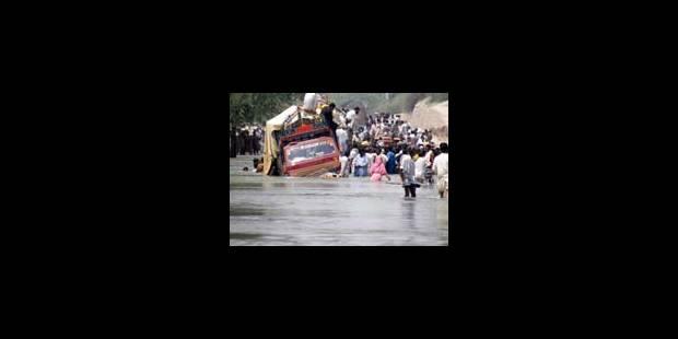 Un expert de la Croix-Rouge de Belgique est arrivé au Pakistan - La Libre