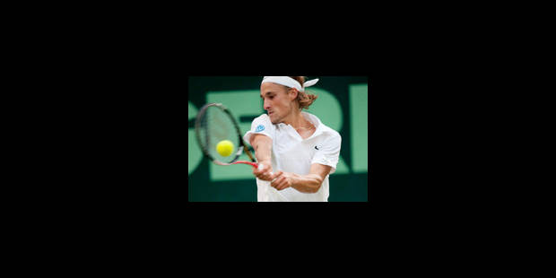 US Open: Ruben Bemelmans a franchi le premier tour des qualifs - La Libre