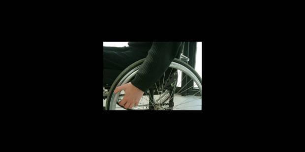 Le handicap, source de discrimination - La Libre