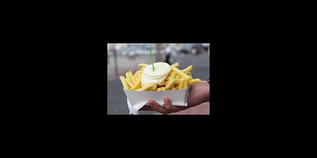 Un Belge relève un défi fou: cuire des frites pendant 83 heures - La Libre