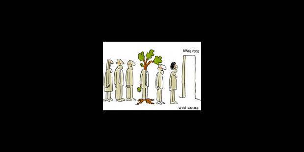Des emplois verts - La Libre