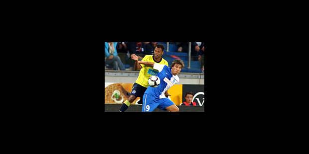Vossen offre la victoire à Genk (0-2) - La Libre
