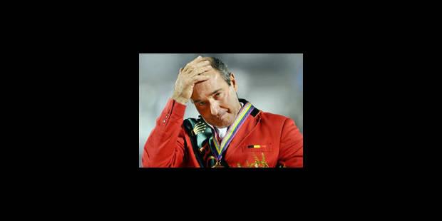 Le Trophée National du Mérite Sportif 2010 a été décerné à Philippe Le Jeune - La Libre