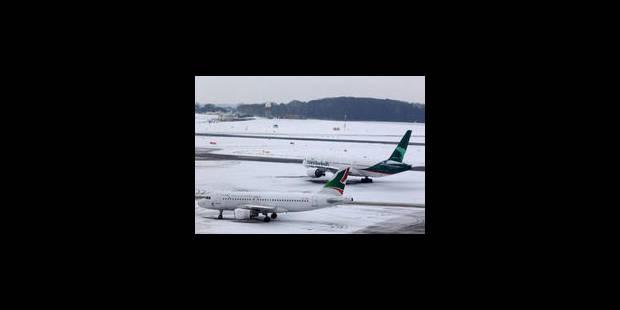 Brussels Airport: la situation moins dramatique que prévu - La Libre