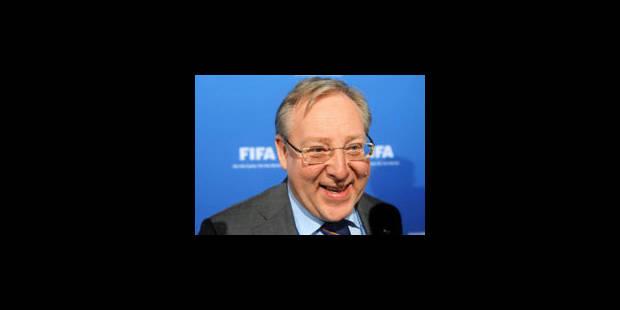 De Keersmaecker nommé membre de la FIFA - La Libre