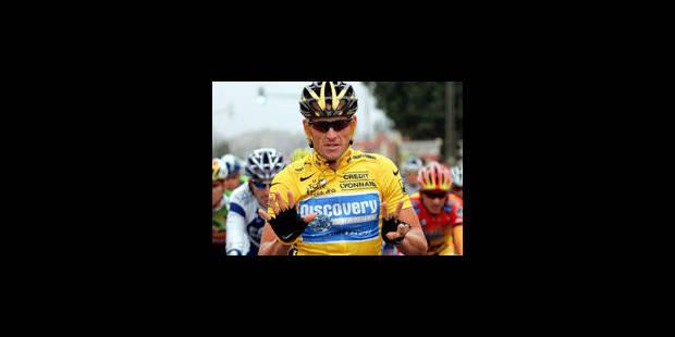 Lance Armstrong confirme sa retraite - La Libre