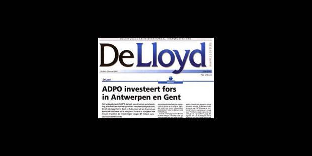 Après 153 ans, De Lloyd met fin à son édition francophone - La Libre