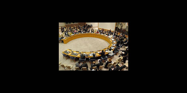 L'Onu enquêtera, les criminels devront payer - La Libre