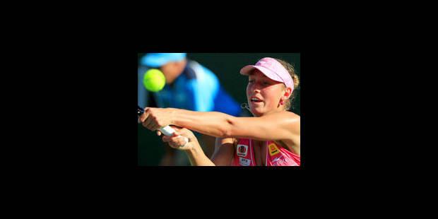 Wickmayer face à Cibulkova en huitièmes - La Libre