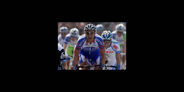 Boonen veut effacer 2010 - La Libre