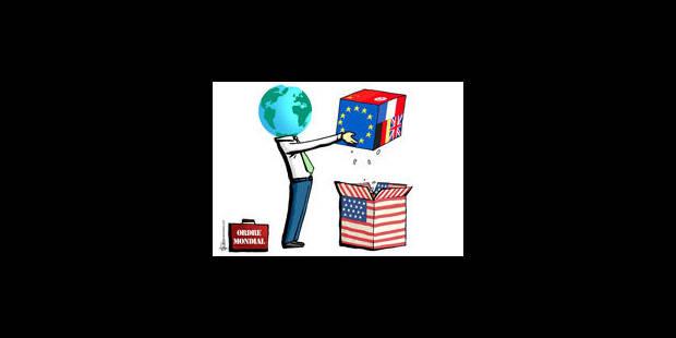 La crise arabe et le nouvel ordre international - La Libre
