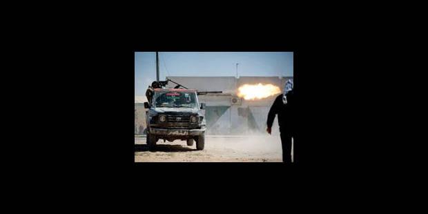 Les Etats-Unis vont envoyer des drones armés au-dessus de la Libye - La Libre
