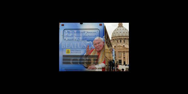 Yves Leterme doit-il aller au Vatican ? - La Libre