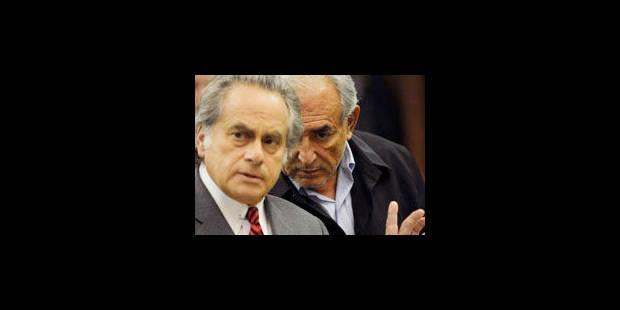 """DSK: la police n'a donné """"aucune information ni résultat"""" sur l'ADN - La Libre"""