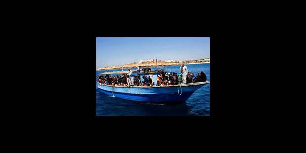 Nouveaux bateaux de réfugiés à Lampedusa - La Libre