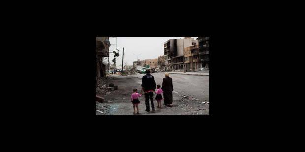L'Onu charge le régime de Kadhafi - La Libre
