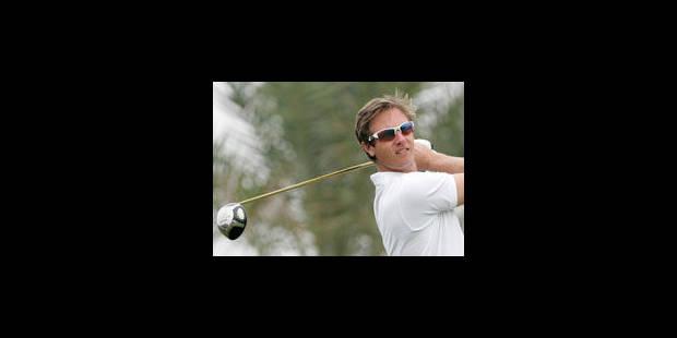 Colsaerts, premier Belge à l'US Open - La Libre