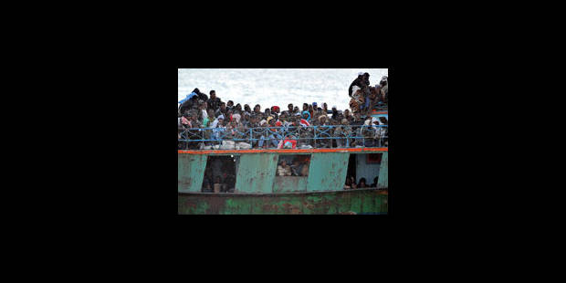 Jusqu'à 270 migrants portés disparus au large de la Tunisie - La Libre